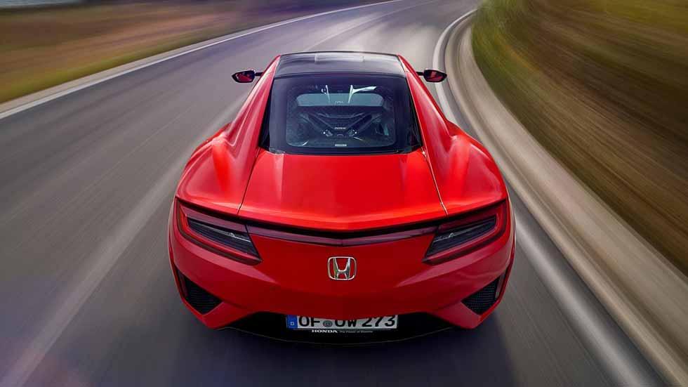 Honda patenta un cambio de 11 velocidades con 3 embragues