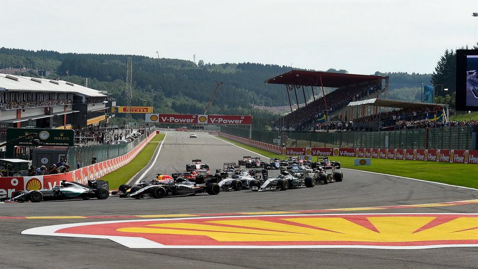 Gran Premio de Bélgica: vuelve la F1 tras el parón veraniego