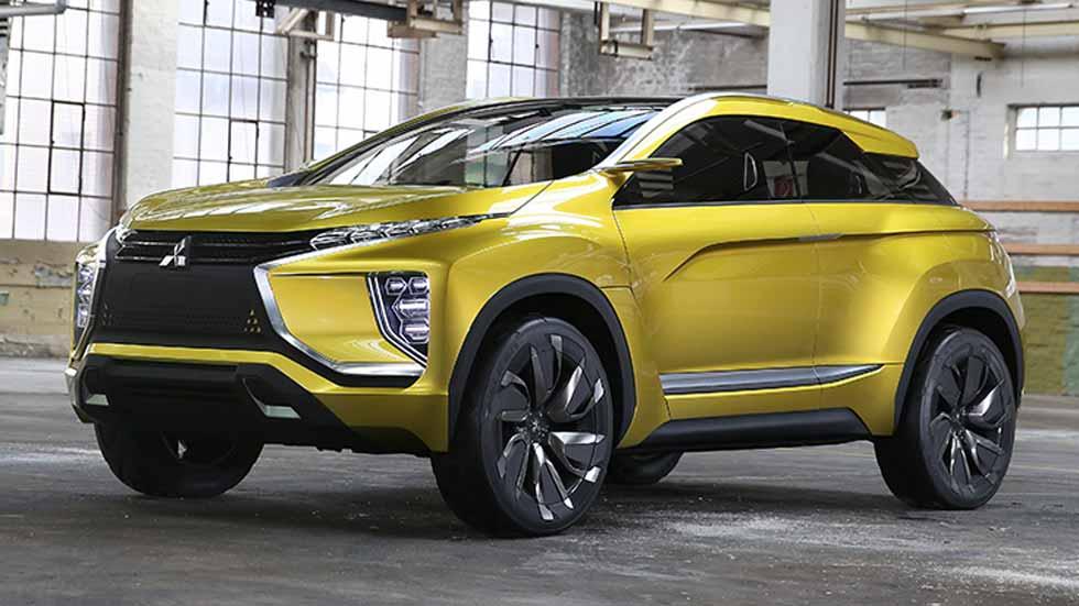 Mitsubishi tendrá un SUV eléctrico con 400 km de autonomía