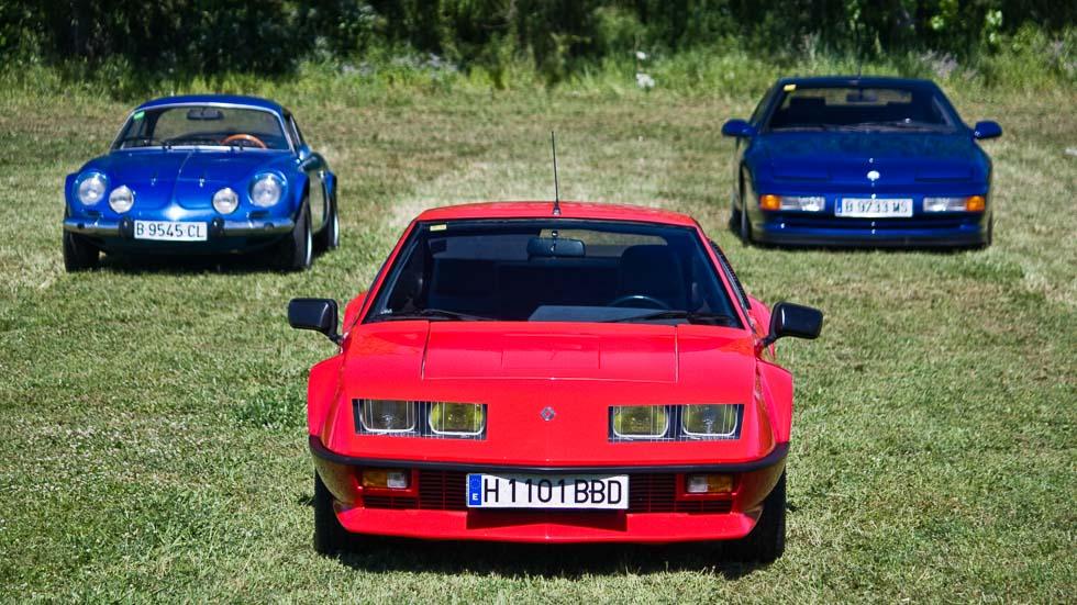 Coches para el recuerdo: Alpine A110-A610