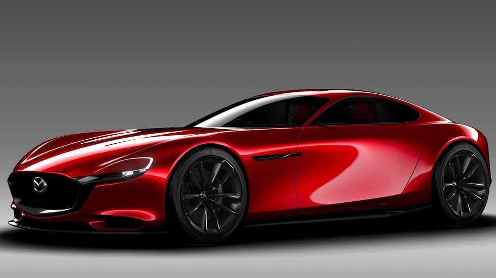 Mazda RX-9: ¿nuevo deportivo con motor rotativo en 2020?