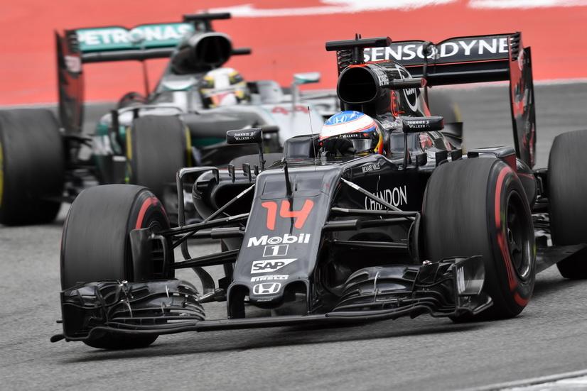 Gran Premio de Bélgica: Actualización del motor Honda de Alonso