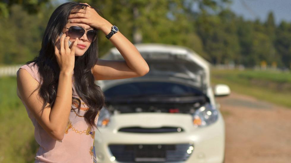 Imprevistos en un viaje en coche: cómo actuar
