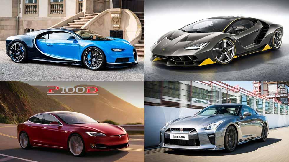 ¿Es el Tesla Model S el más rápido del mundo en acelerar?