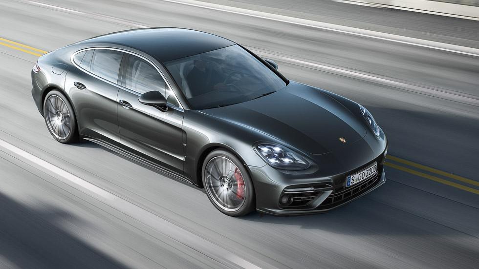 Porsche Panamera 2017: a prueba la berlina más deportiva