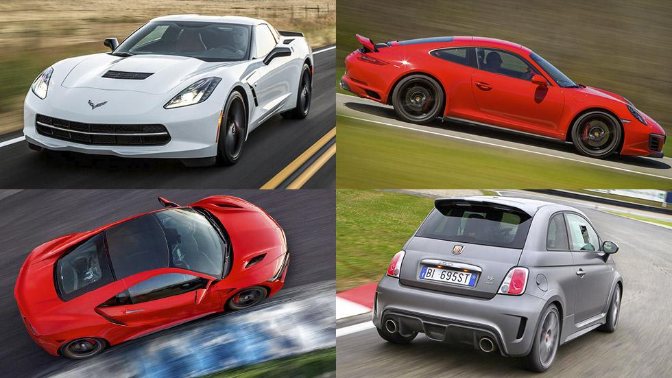 Los 10 mejores coches, según nuestro jefe de pruebas