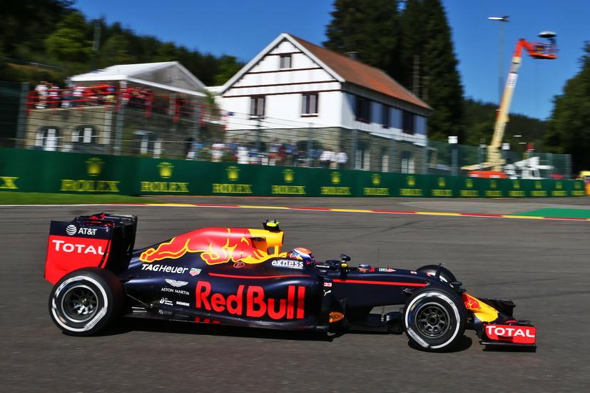 Gran Premio de Bélgica: Segunda sesión entrenamientos libres