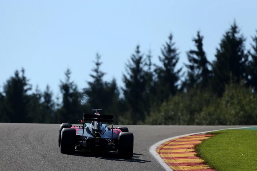 Gran Premio de Bélgica: Penalización para Alonso