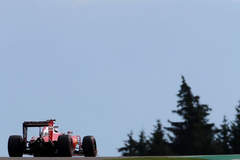 Gran Premio de Bélgica: Tercera sesión de entrenamientos libres