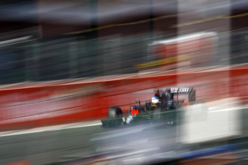 Gran Premio de Bélgica: Alonso no dio ni una vuelta en calificación