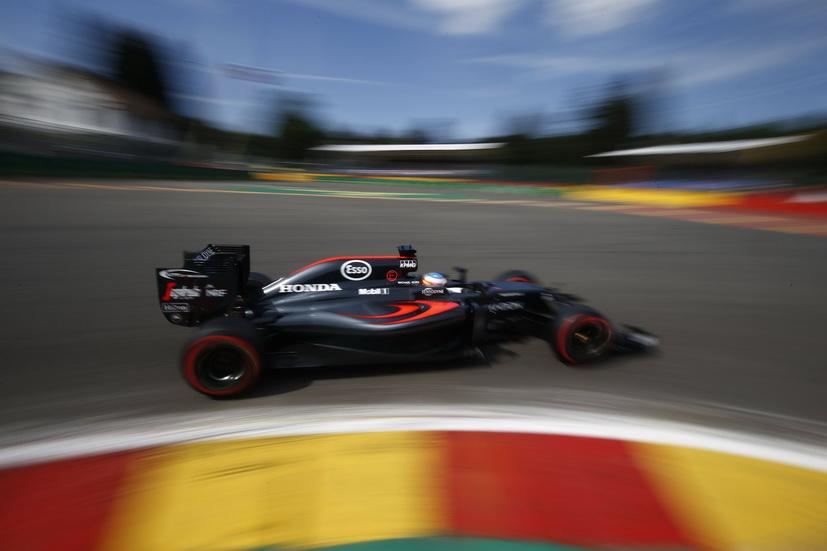 Gran Premio de Bélgica: Otro motor para Alonso
