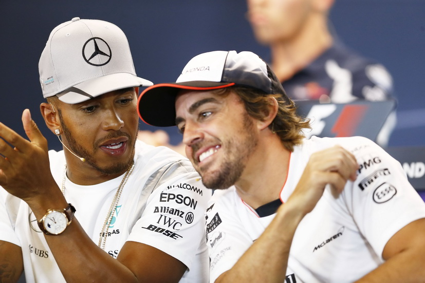 Gran Premio de Bélgica: Parrilla de salida definitiva