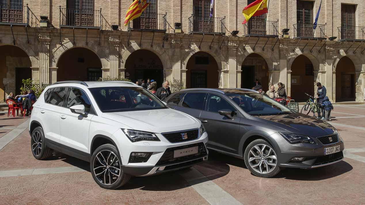 Seat Ateca o Seat León X-Perience: ¿cuál es mejor?
