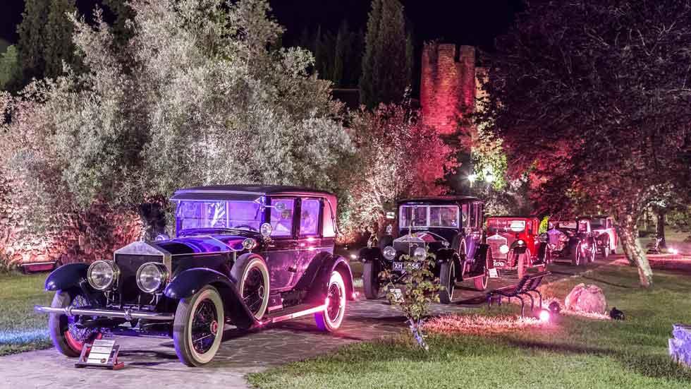 High Motors: la fiesta de los coches de lujo y clásicos en Vizcaya
