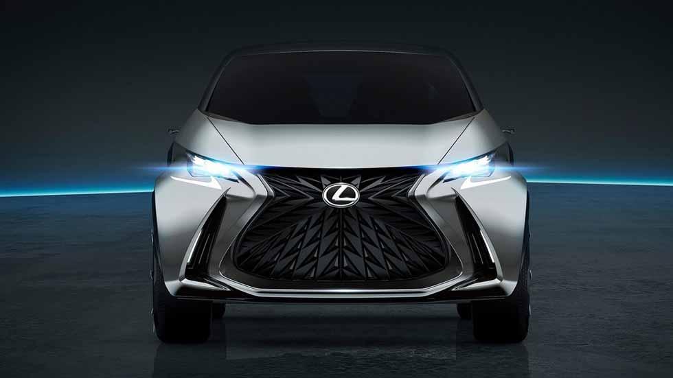 Lexus UX: así se llamará el SUV más pequeño de Lexus