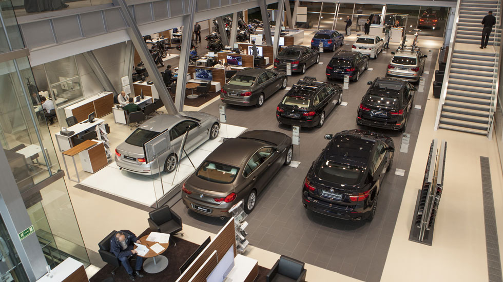 Las ventas de coches suben en agosto un 14,6 por ciento