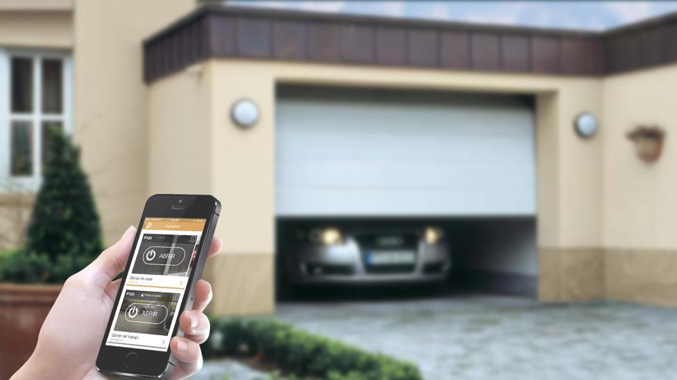 Gana 5 Parkingdoor: abrirás la puerta de garaje desde el móvil