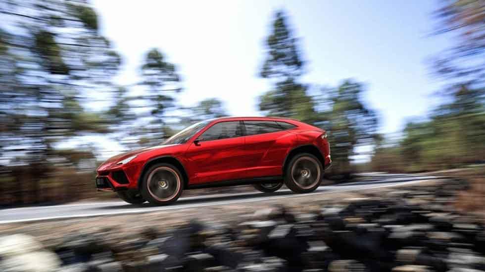 El Lamborghini Urus doblará en 2018 las ventas de la marca