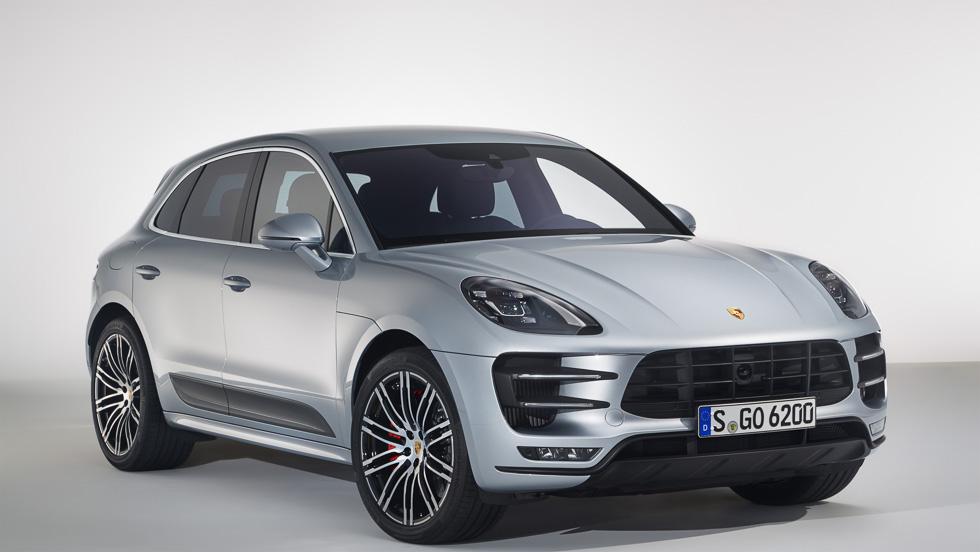 Porsche Macan Turbo Performance Package: el SUV medio más potente