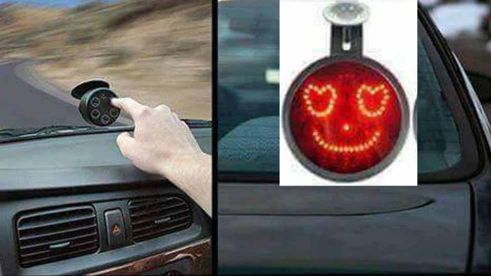 Comunicarse entre coches por emoticonos, casi una realidad