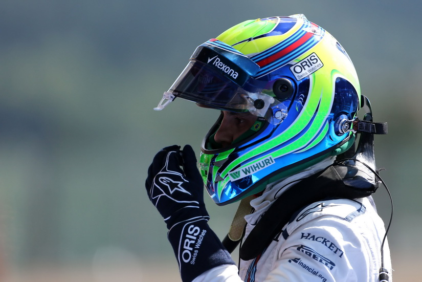 Felipe Massa anuncia su adiós de la Fórmula 1