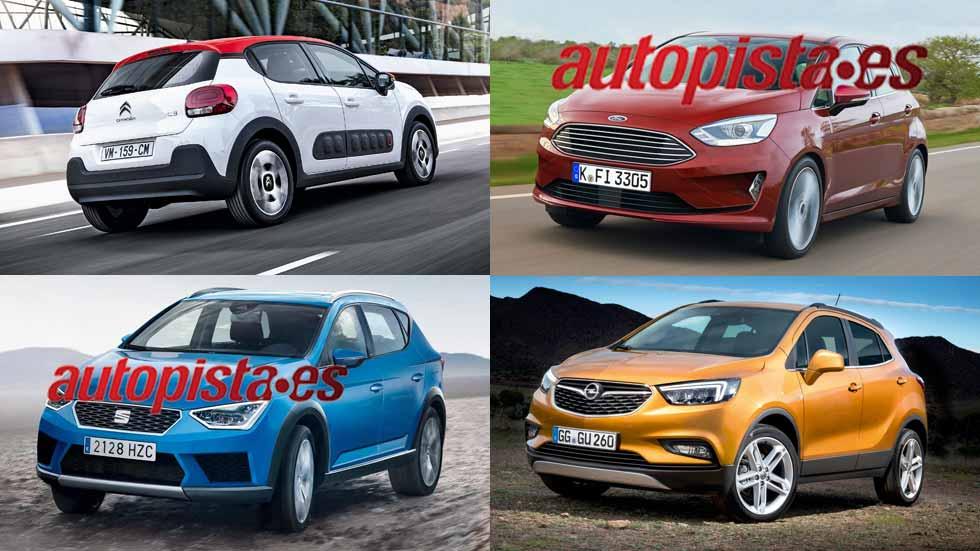 Los mejores coches pequeños que llegarán en 2016 y 2017