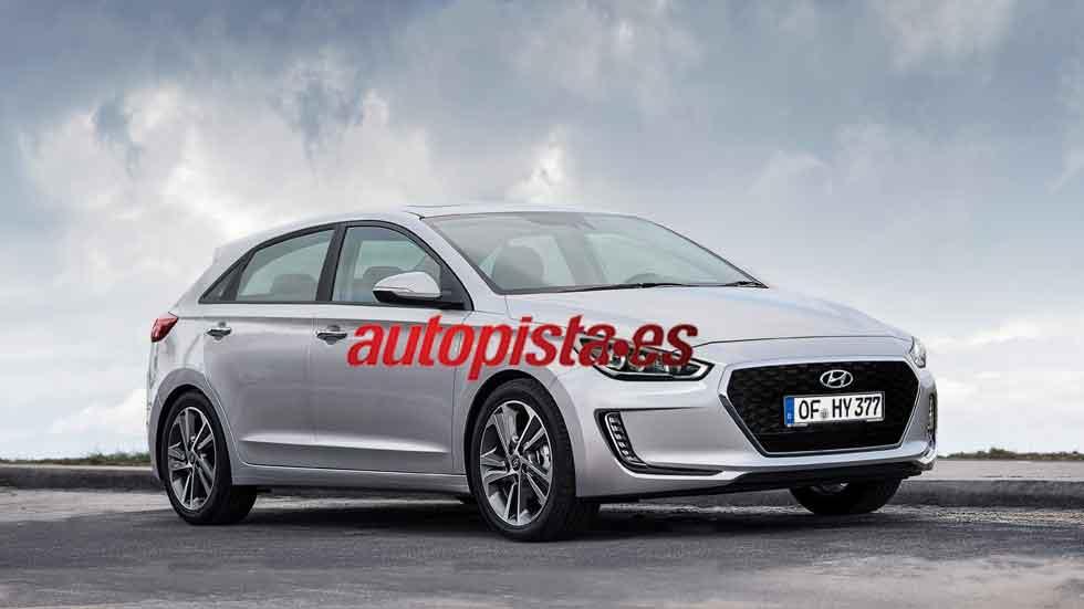 Hyundai i30 2017: primeros datos y fotos