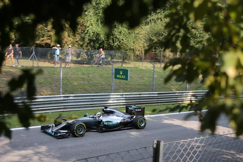 Gran Premio de Italia: Segunda sesión de entrenamientos libres
