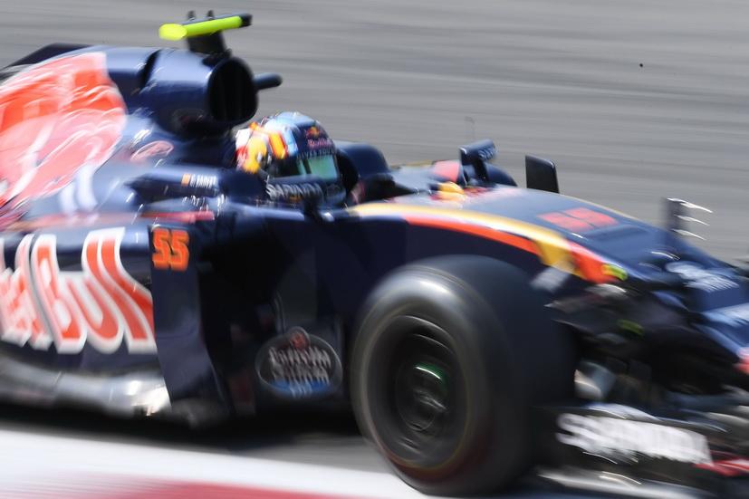 Gran Premio de Italia: A Sainz le tocó sufrir
