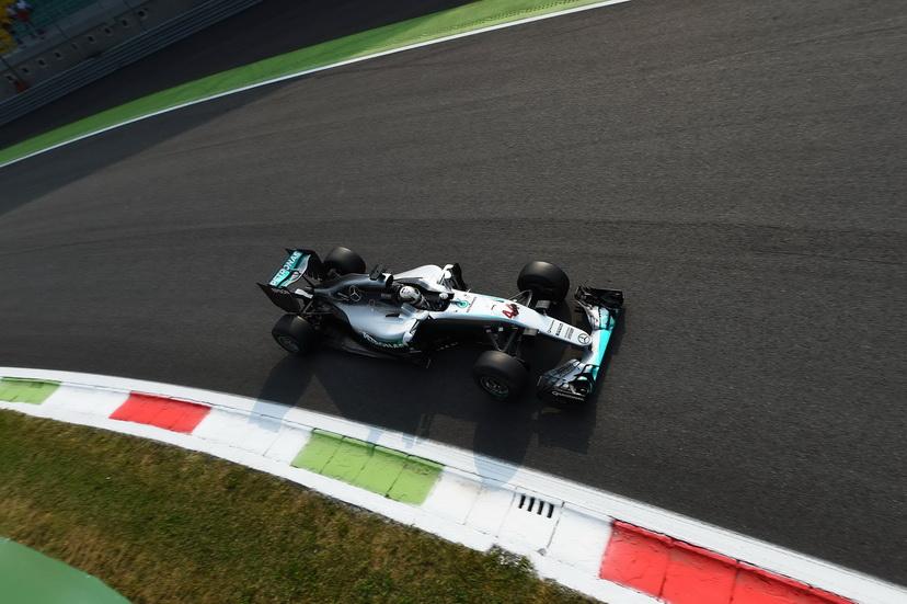 Gran Premio de Italia: Tercera sesión de entrenamientos libres
