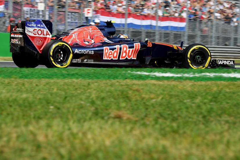 """Gran Premio de Italia: """"No está mal"""", dijo Sainz tras la calificación"""