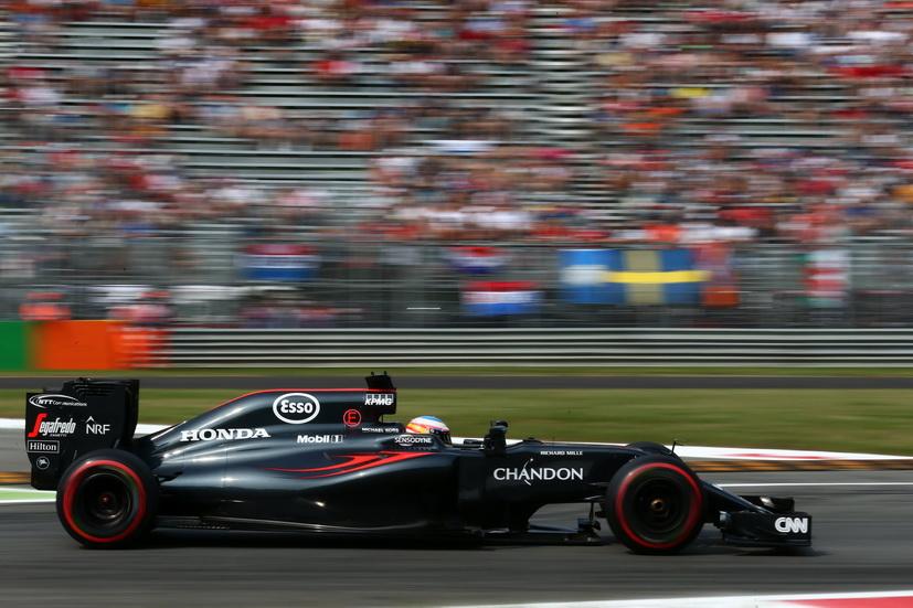 Gran Premio de Italia: Alonso marcó la vuelta rápida en carrera