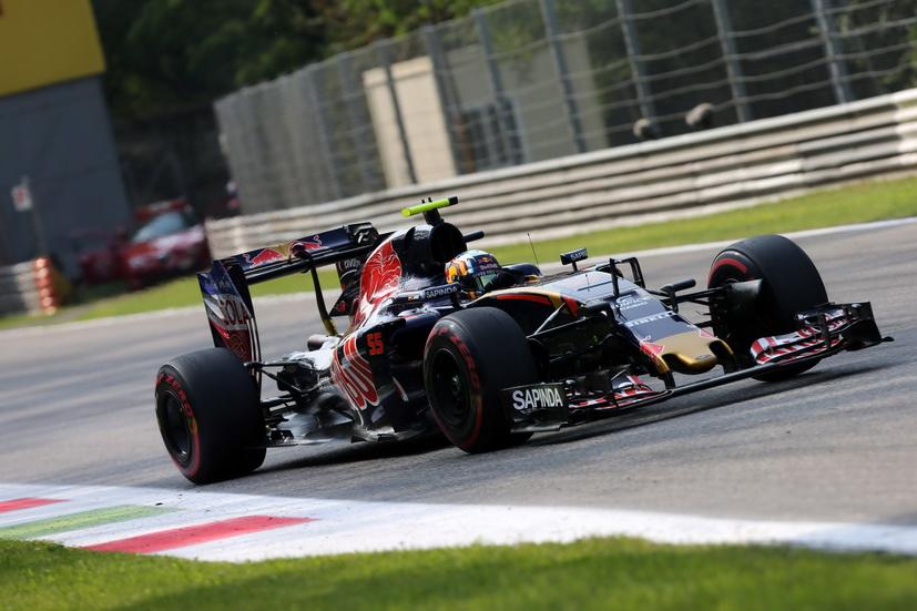 Gran Premio de Italia: Sainz terminó fuera de los puntos