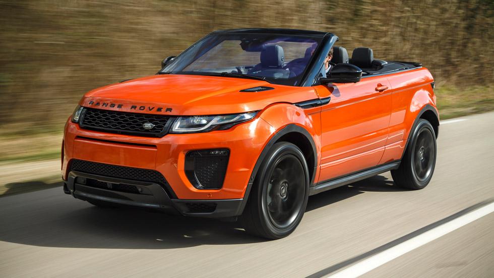Range Rover Evoque Convertible: consumo real e impresiones