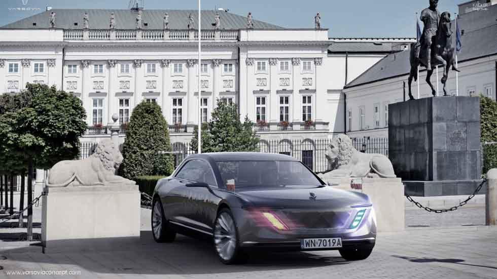Varsovia Concept: lujo en una nueva dimensión