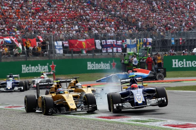 Calendario provisional de la F1 en 2017