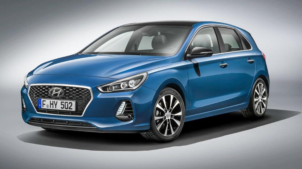 Hyundai i30: fotos y datos oficiales del nuevo compacto