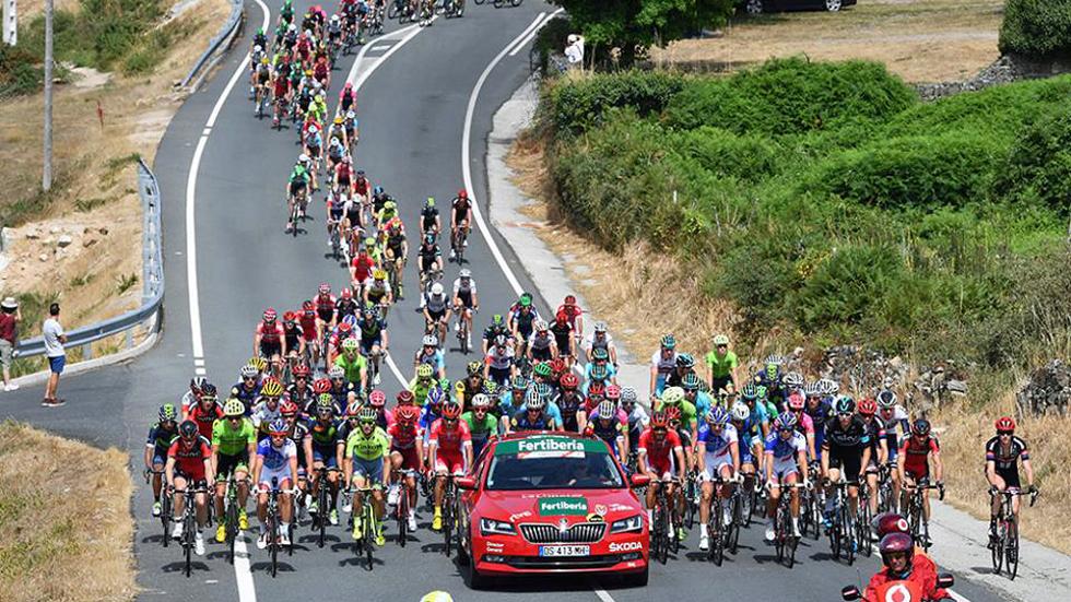 Los ciclistas, ¿el mejor ejemplo para ahorrar combustible?