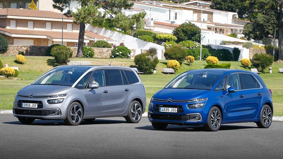 Probamos los nuevos Citroën C4 Picasso y Grand C4 Picasso