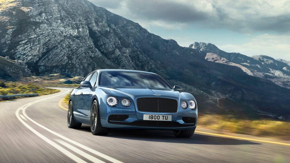 Bentley Flying Spur W12 S, máximo lujo y deportividad