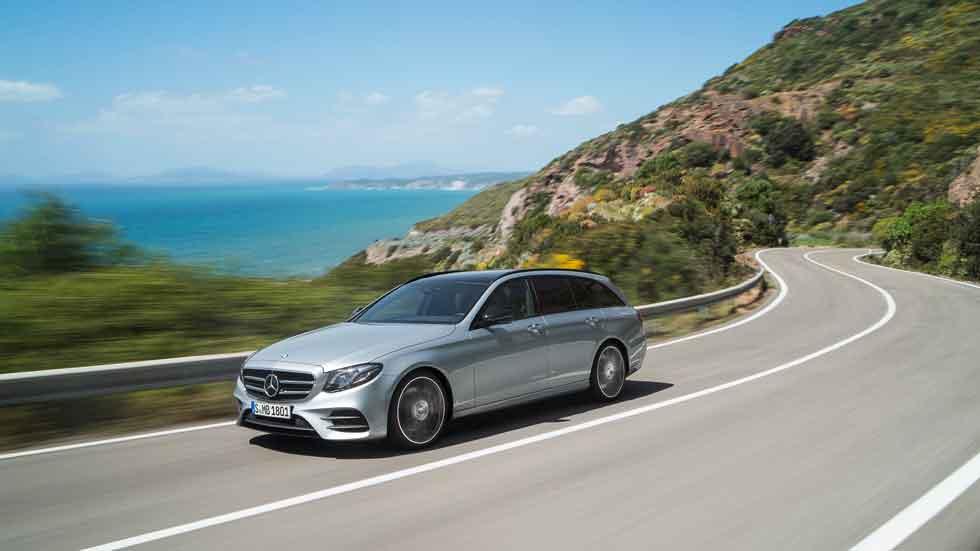 Nuevo Mercedes Clase E Estate: todos sus precios