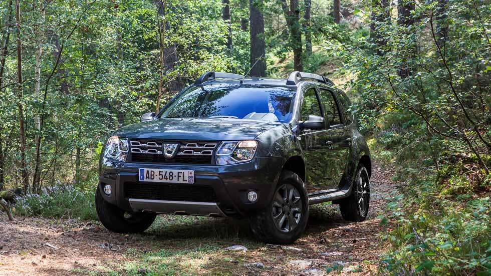 Dacia Duster 1.5 dCi/110 4x4: impresiones y consumo real