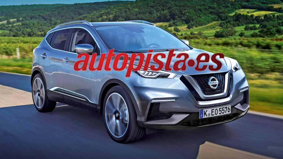 Revista Autopista 2974: así serán los nuevos Nissan Qashqai 2017 y VW Golf 2017