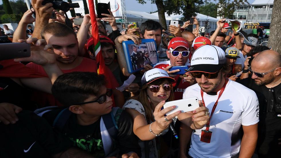 """Alonso ante el GP de Singapur de F1: """"será divertido"""""""