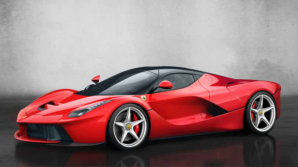 El Ferrari LaFerrari 500 se subastará en favor de las víctimas del terremoto de Italia