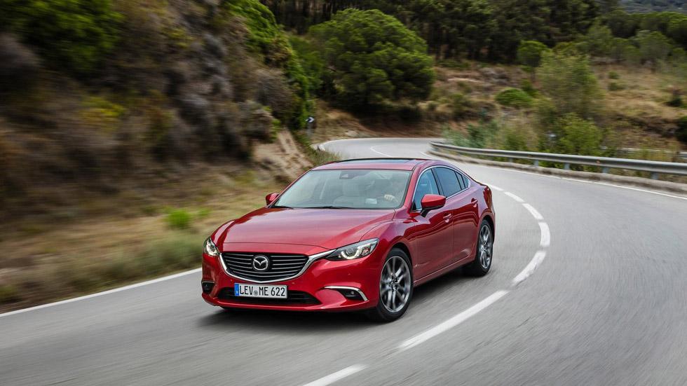 Probamos el nuevo Mazda 6: más dinámico y refinado