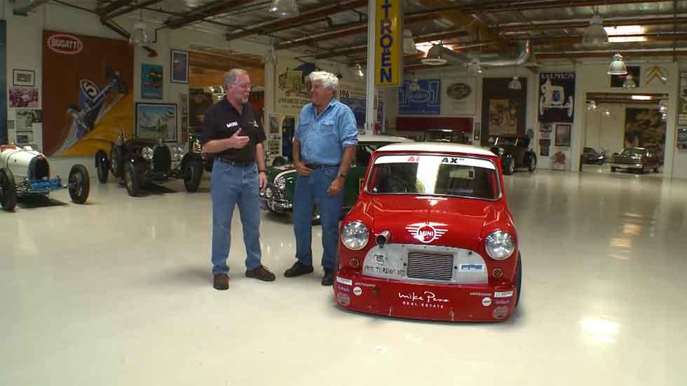 Así es un Mini Cooper clásico de casi ¡400 CV!