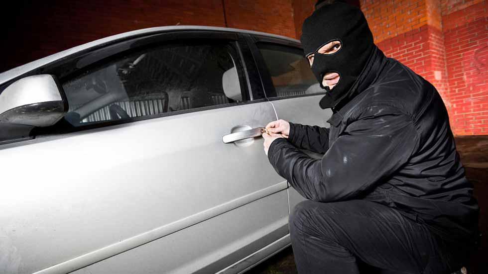 ¿En qué comunidades autónomas se roban más coches?