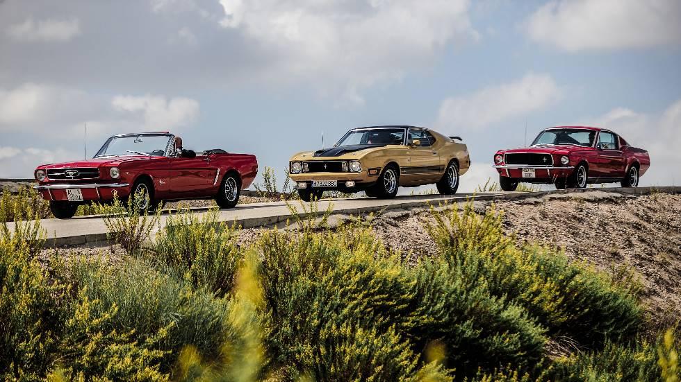 Coches para el recuerdo: Ford Mustang