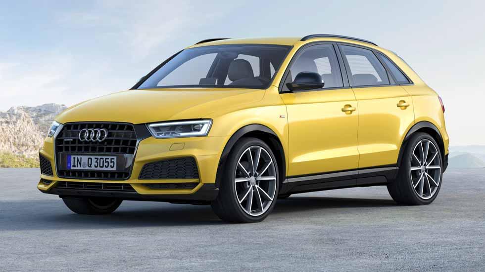 Audi Q3 2017: diseño al día y aún más personalizable